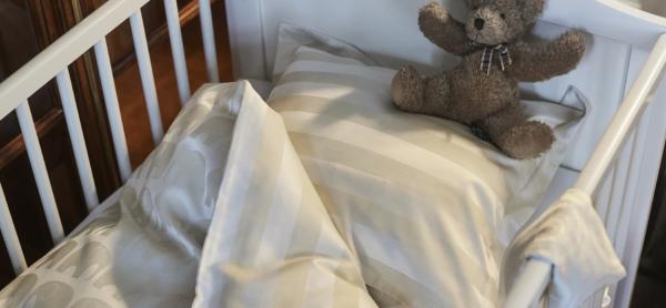 MICHALA Det bedste sengetøj til babyer